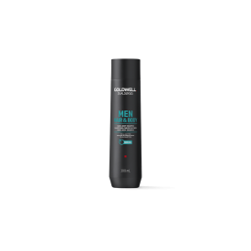 produktbild dualsenses men hair and body shampoo